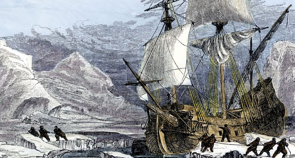 Экспедиция Виллема Баренца
