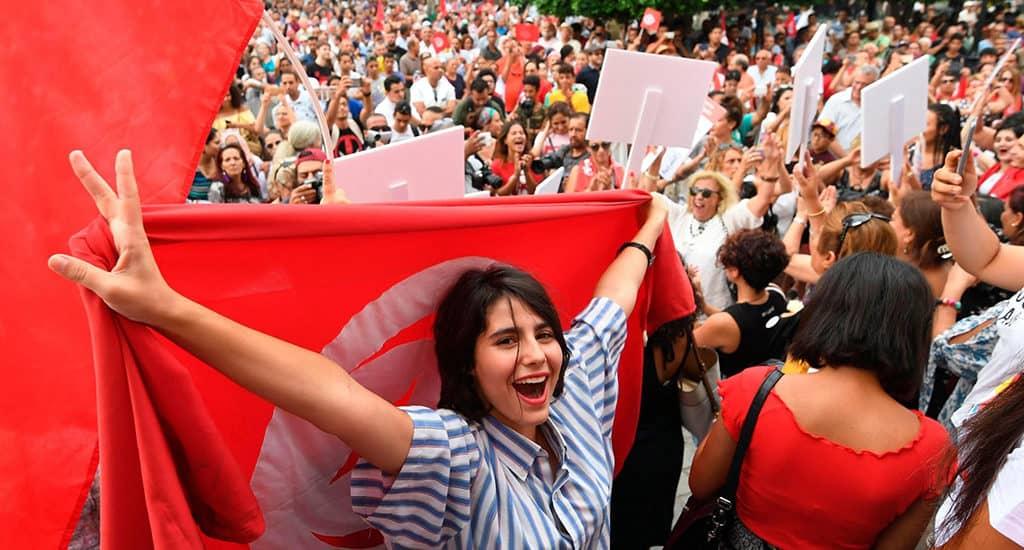 Права женщин в Тунисе