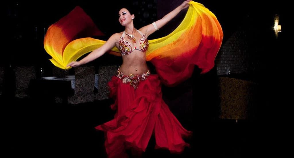 Танец живота в Тунисе