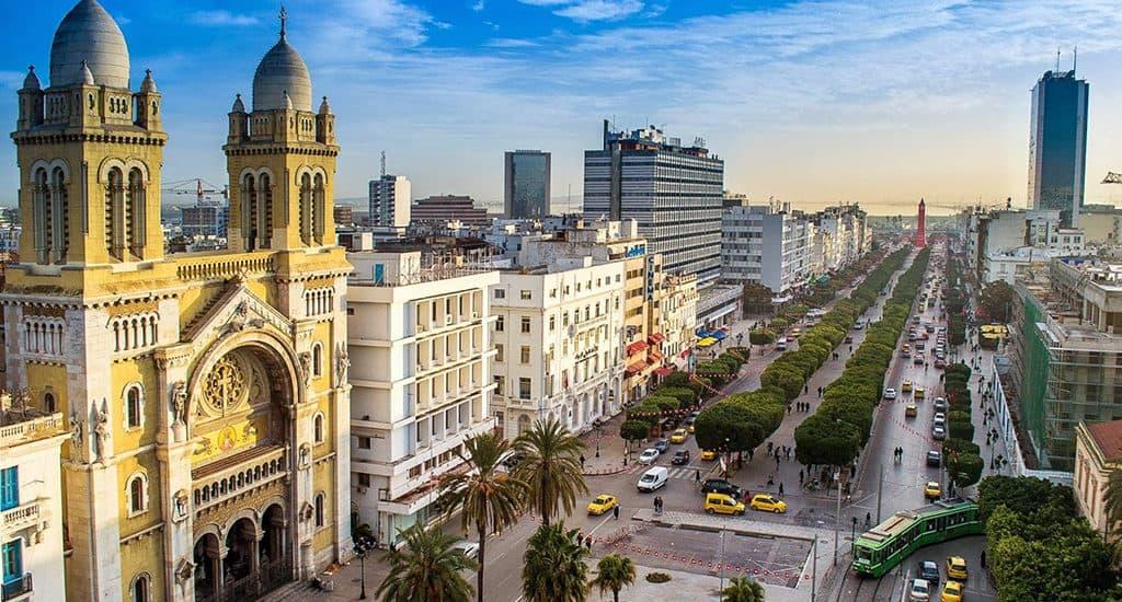 Тунис - столица