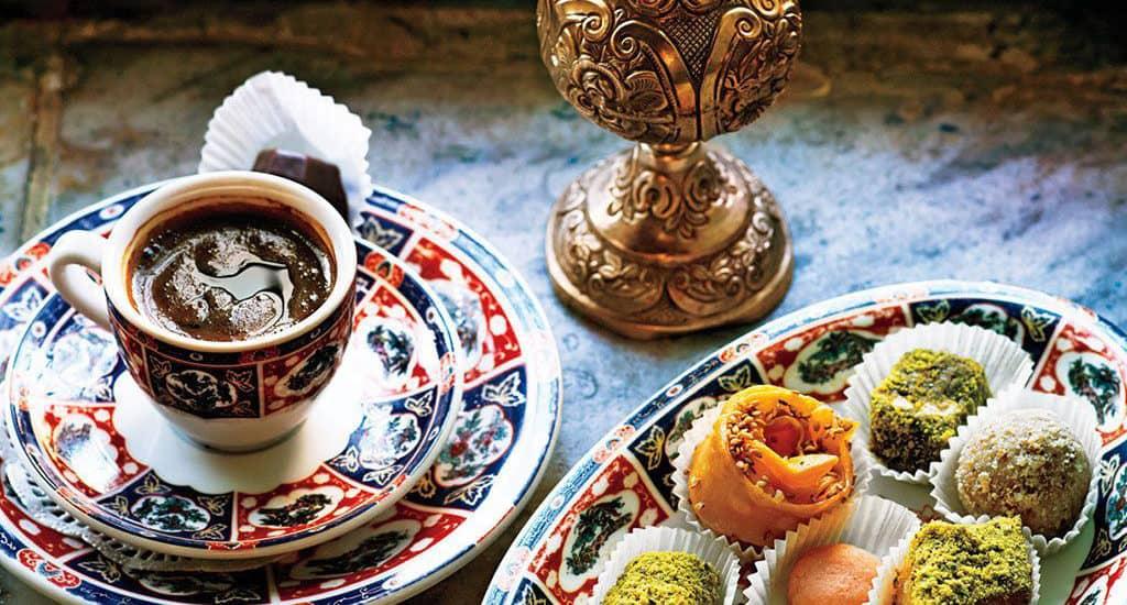 Кофе в Тунисе