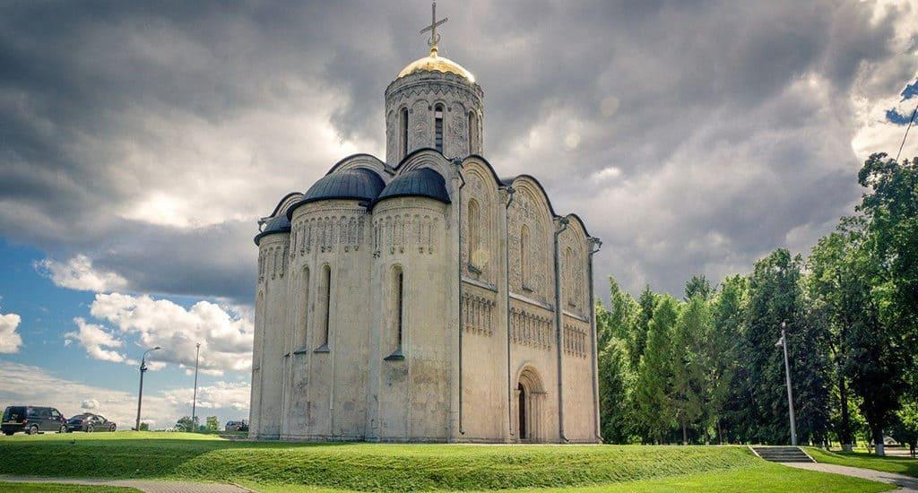 Дмитровский (Дмитриевский) собор во Владимире