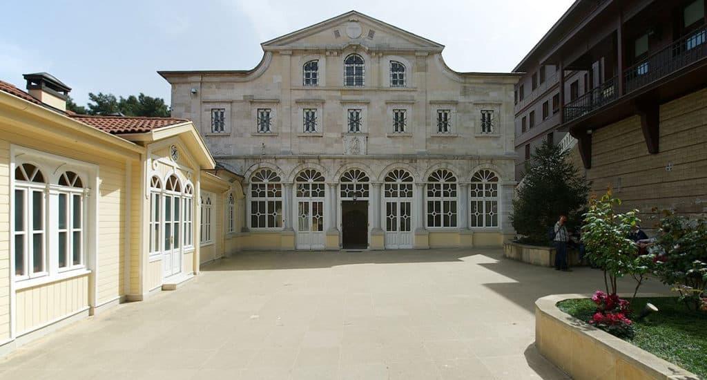 Резиденция Вселенского патриарха в Стамбуле