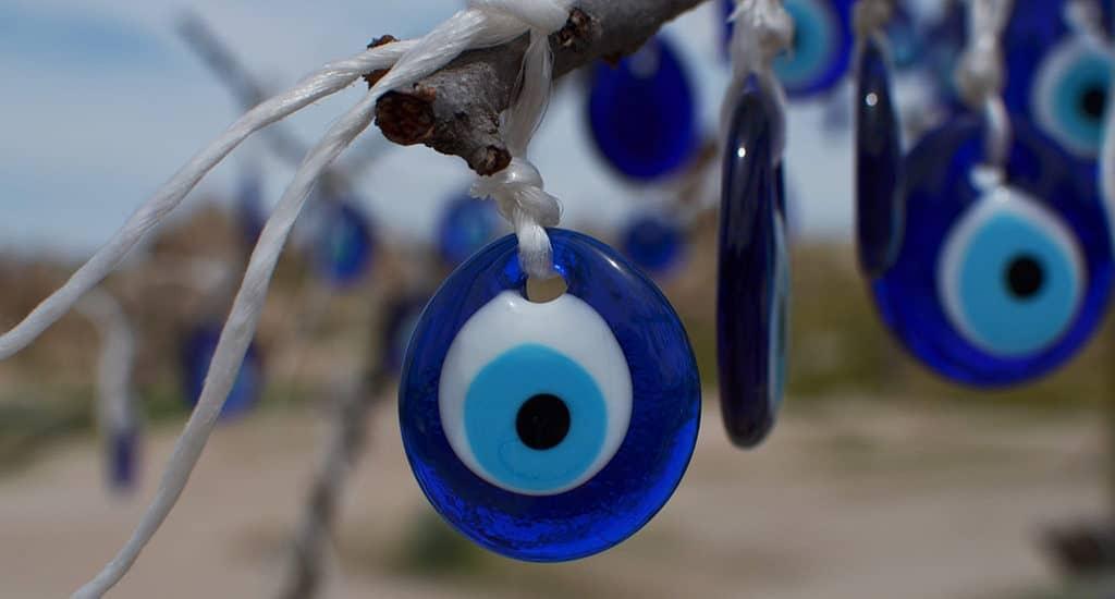 Амулет глаз Фатимы