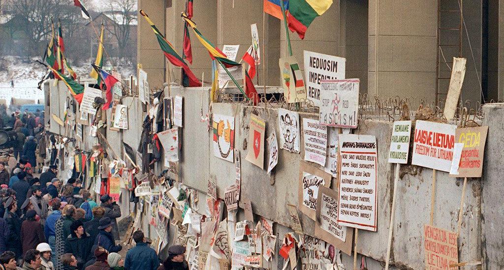 Выход Литвы из состава СССР