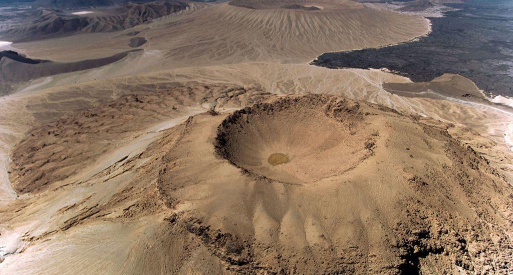 Джебель Марра (3042 м)