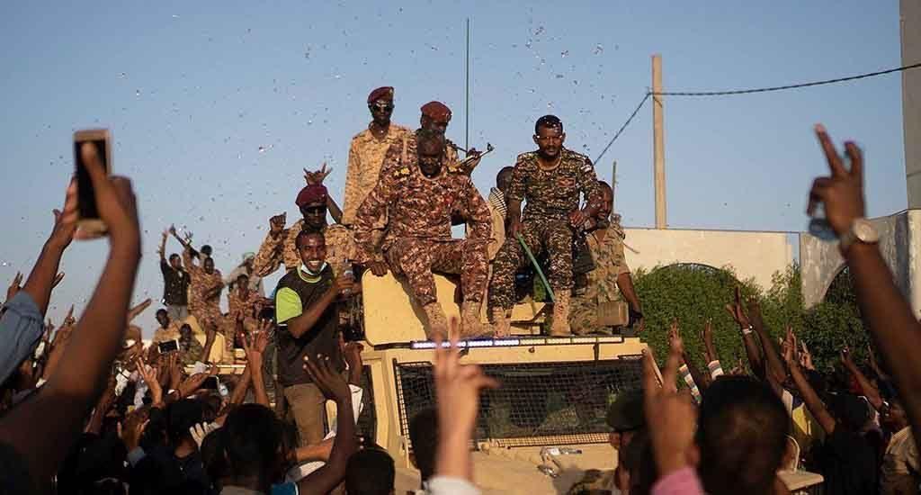 Военный переворот в Судане, 2019