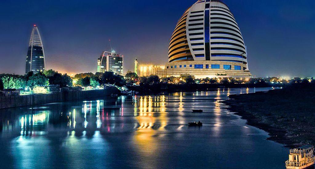 Хартум - столица Судана