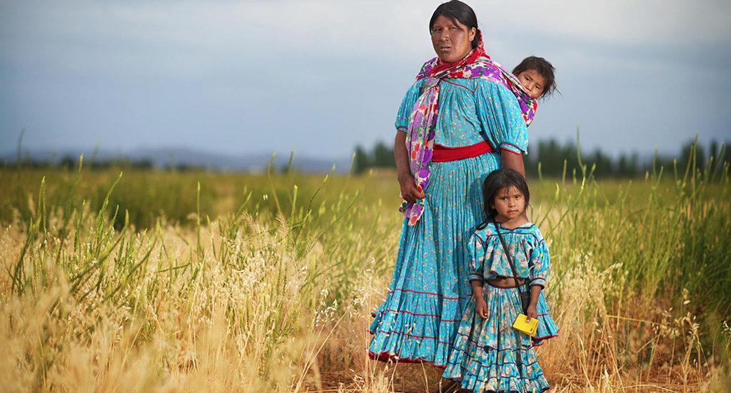 Коренное население Мексики