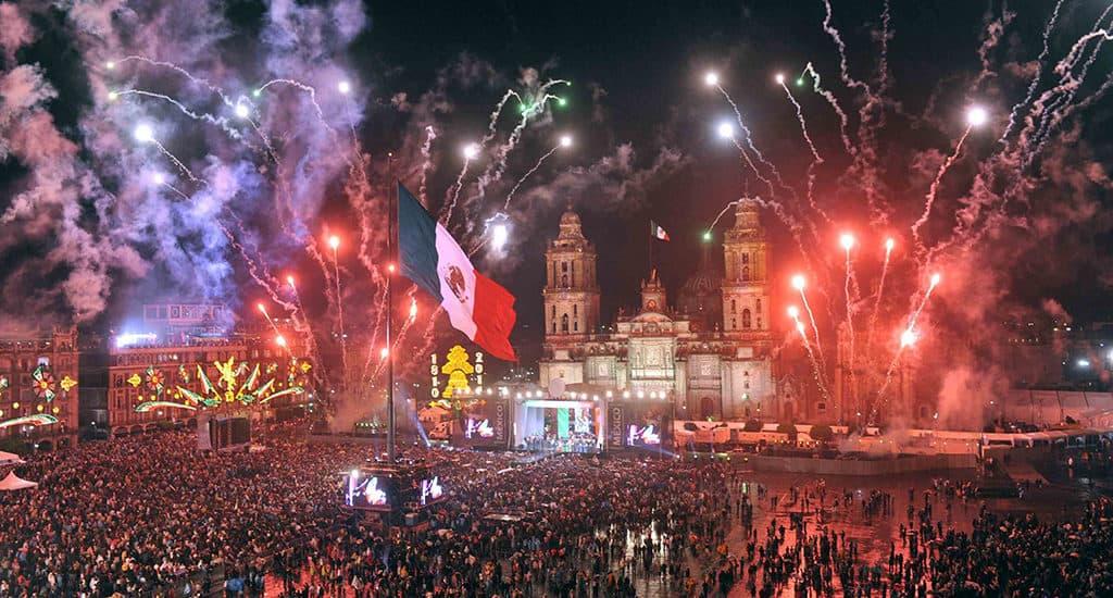 День Независимости в Мексике