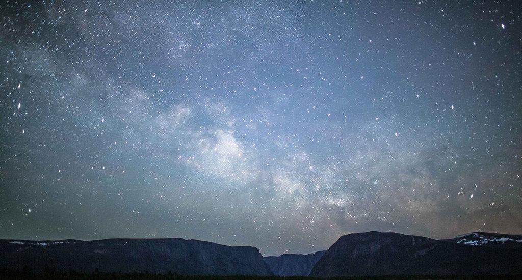Звезды галактики Млечный Путь
