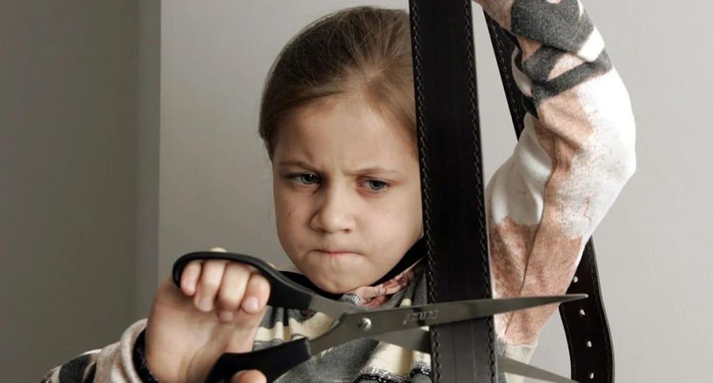 В Швеции не бьют детей
