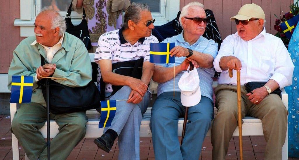 Шведы - долгожители