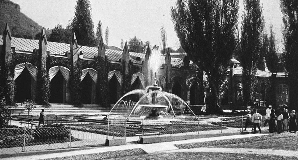 Кисловодск, конец 19 века