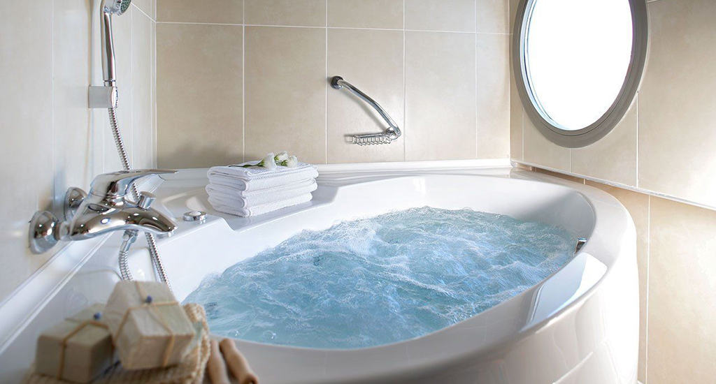 Запрет на спуск воды в ванной после 22.00 в Швейцарии