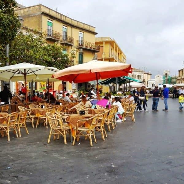 Кафе в Италии
