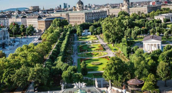 Главные достопримечательности Вены