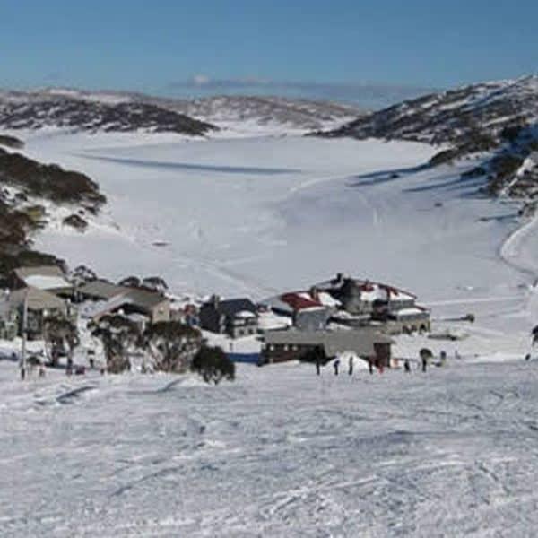 Горнолыжный курорт в Австралии