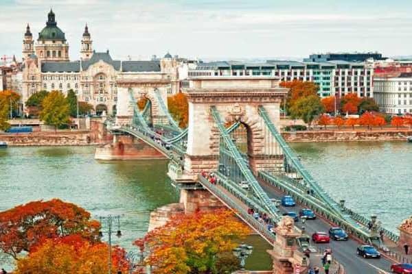 Мост Будапешта