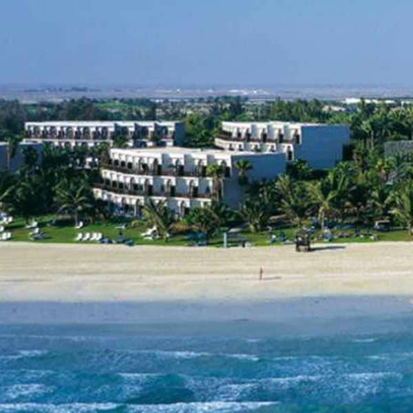 Пляж Джебел-Али