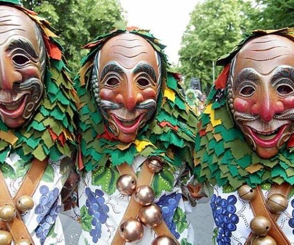 Карнавал в масках