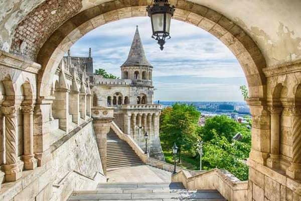 Будапештский замок