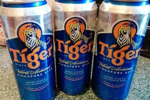 Пиво Тигр