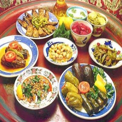 Блюда в Турции