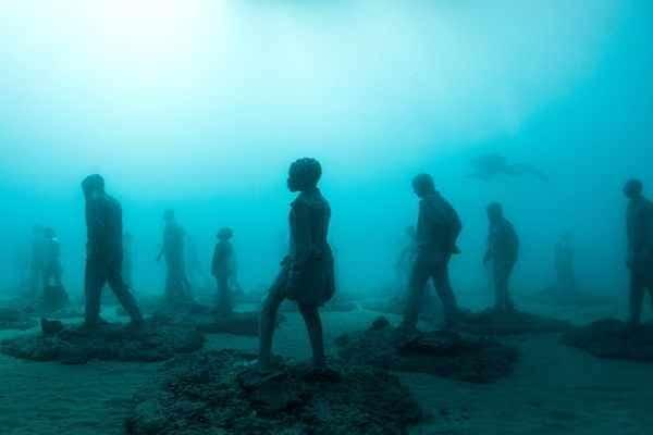 Лансароте музей под водой