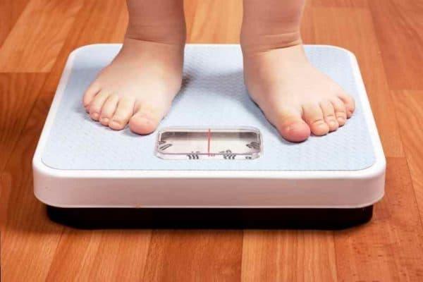 Основные причины ожирения у детей