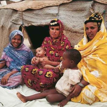 Женщины туарегов