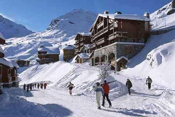 Отель в Швейцарии