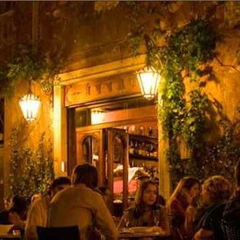 Кафе Antico della Pace, Рим, Италия