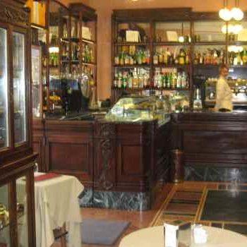 Кафе Росати, Рим