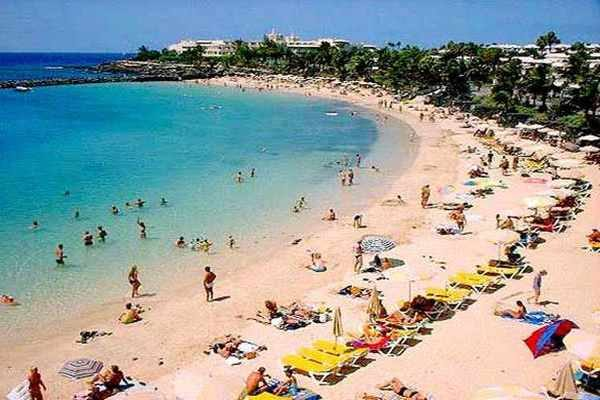 Пляж Лансароте