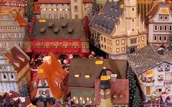 Нюрнберг в Новый Год