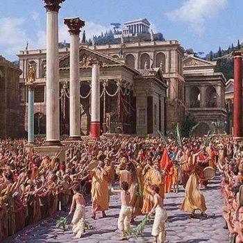 Фестиваль в Риме
