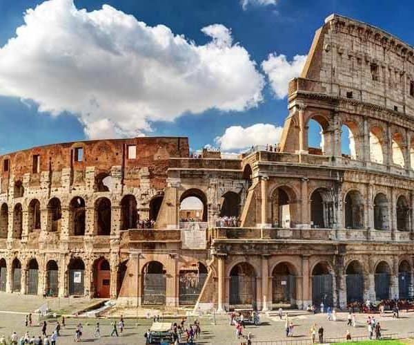 История возникновения Рима