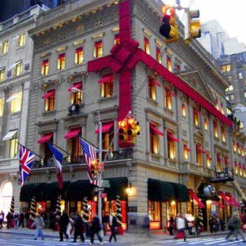 Нью-Йорк перед Рождеством