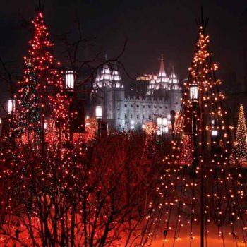 Красивые декорации к Рождеству