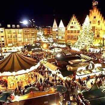Рождественская ярмарка Швейцария
