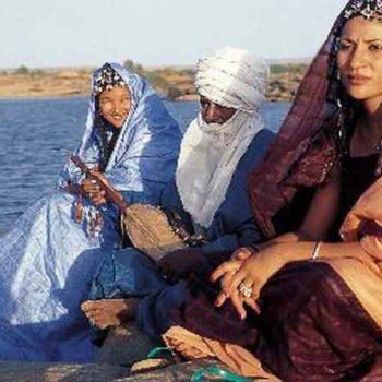 Девушки туареги