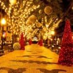 Рождество за границей