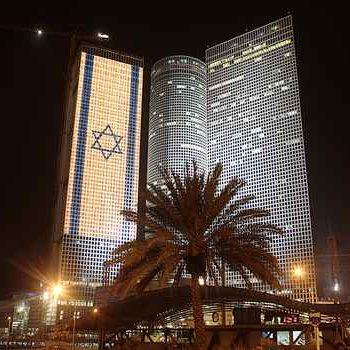 Небоскребы Израиля