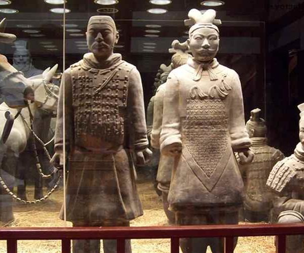 Выставка терракотовая армия