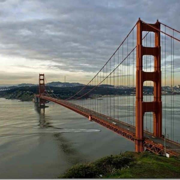 Золотые ворота Сан-Франциско