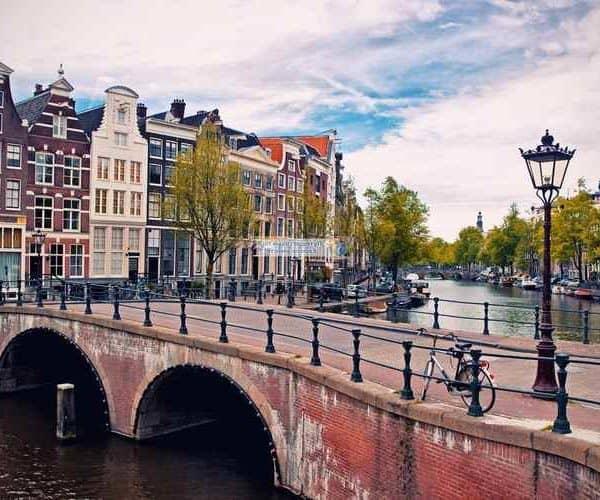 Амстердам мост