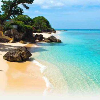 Барбадосс, пляж