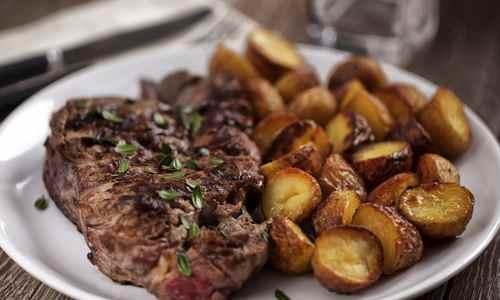 Финское блюдо мясо