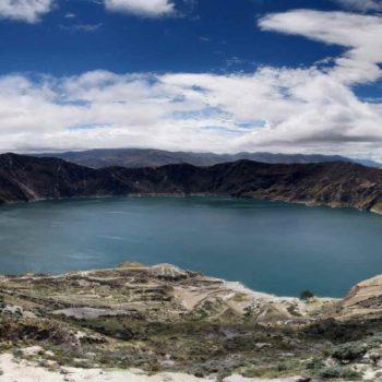 Галапагосские острова, кратер